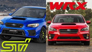 homepage tile video photo for WRX vs. STi,  Which is the Better Buy?