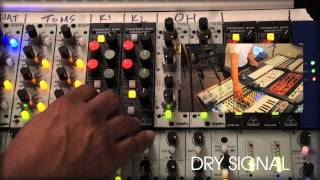 Kenny Moran Demonstrates His Use of the Trident Series 80B EQ