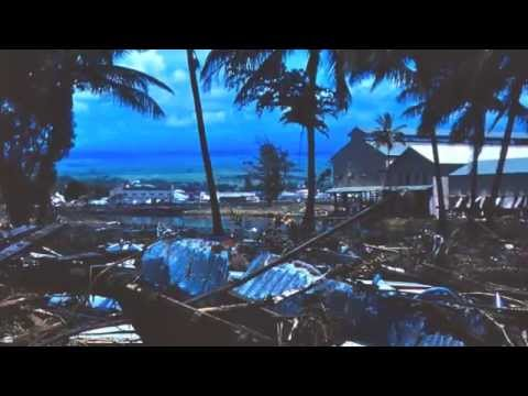 Hilo, Hawaii 1960 Tsunami aftermath