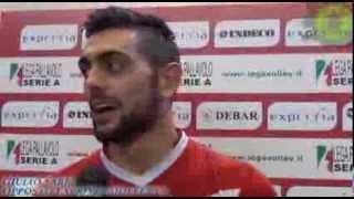 27-10-2013: Intervista a Giulio Sabbi nel post Molfetta-Città di Castello