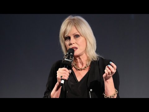 Joanna Lumley Discusses Brexit, Trump and Absolutely Fabulous