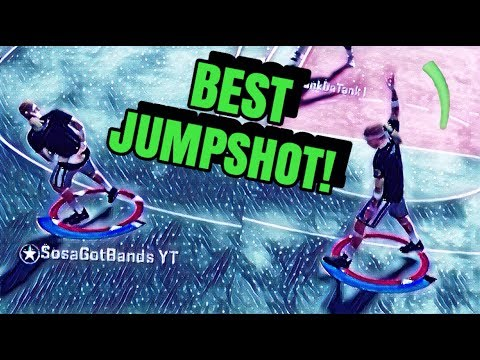 THE BEST JUMPSHOT IN THE GAME HANDS DOWN NO CAP... NBA 2K20