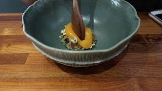 BEST MEAL IN BALI Dining at Restaurant Locavore Vlog 61