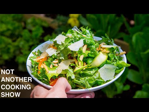 Building a Salad You Really Wish to Eat