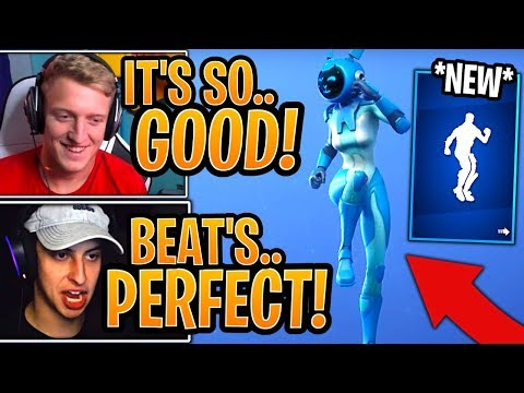 Streamers React To The *NEW* Pick It Up Emote! - Fortnite Best And Funny Moments