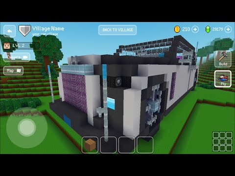 Block Craft 3D : Building Simulator Games For Free Gameplay#454 (iOS & Android) | Luxury Big Car