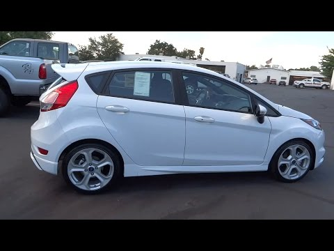 2015 ford fiesta redding eureka red bluff northern for Crown motors ford redding