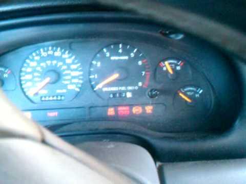 Won\u0027t start 1996 Mustang GT Anti-theft key - Passive Anti Theft