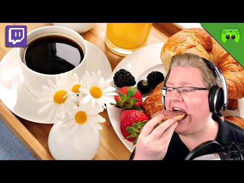 Frühstücksstream - Bestrafung