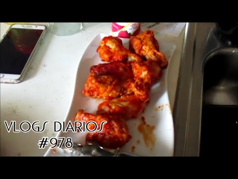 DOMINGUITO RICO EN CASITA!03/06/2016 VLOGS DIARIOS DIA #978