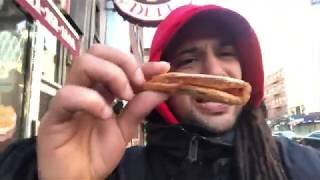 FWUN - EP:1 Finding The Thinest Most Perfect Slice Of Pizza In New York City!!