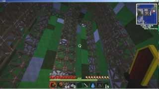 Minecraft: Bonus Build - Inside the Mega Creeper