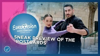 TEASER The postcards of the 2019 Eurovision Song Contest