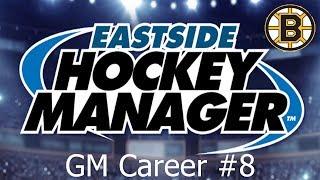 Heading into All-Star Break?   Let's Play Eastside Hockey Manager #8
