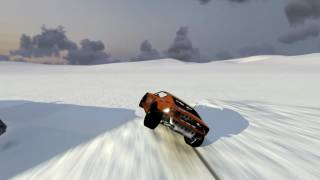 TrackMania 2 Valley | Snow Titlepack Community Beta Campaign Maps A01-A05