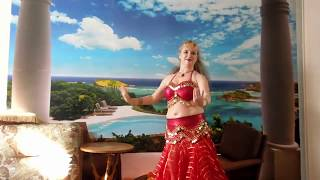 Belly dance! Восточные танцы. Иолла Танец живота. رقص شرقي subscribe to my channel!