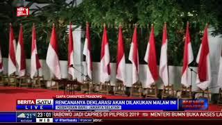 Download Video Persiapan Deklarasi Cawapres Prabowo Subianto di Pilpres 2019 MP3 3GP MP4