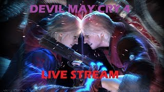 DEVIL MAY CRY 4 | LIVE STREAM GAMEPLAY | INDIA