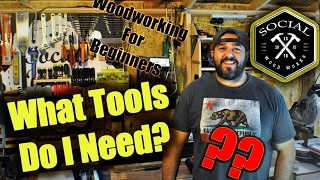 Woodworking for Beginners   What Tools Do I Need