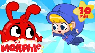 Mila Can Fly! - My  Magic Pet Morphle | BRAND NEW | Cartoons for Kids | Morphle TV