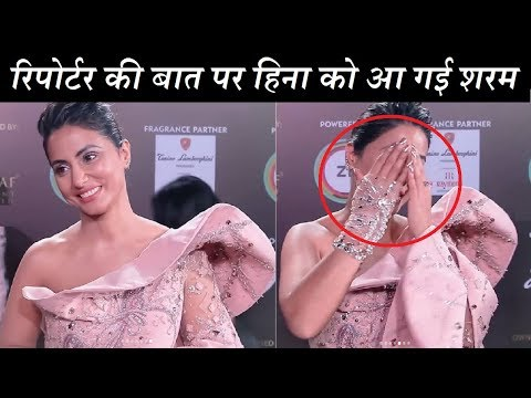 """""""You are Deepika Padukone of Tv Industry"""" Reporter to Hina Khan, Thats How Actress Replied Mp3"""