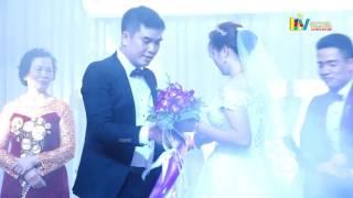 Màn trao nhẫn cưới Bá đạo nhất tỉnh Sơn La