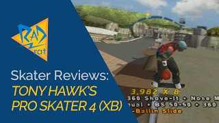 Skater Reviews - Tony Hawk