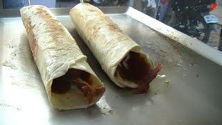 Jakarta Street Food 432 Large Kebab  Kebab Karunia BR TiVi 3266
