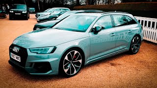 EXPLORING The NEW 2018 Audi RS4 Avant Review | HARD Accelerations | Interior Exterior Overview