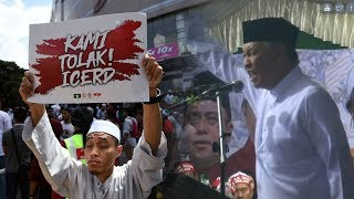 Zahid calls for Umno-PAS merger against ICERD