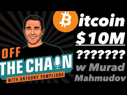 Ultimate Bitcoin Argument 🏦 Pomp's Forbidden Podcast 🌪️🎙️