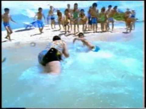 TVC มาม่าโป๊ะแตก 2001 ทะเลเดือด