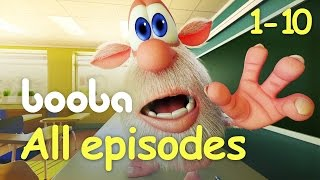 Booba - All 10 Episodes Compilation - Cartoons for kids