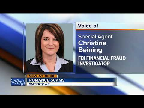 online dating scams on the rise