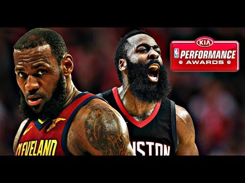 2018 NBA Awards Predictions Part 1: LeBron James * James Harden