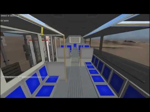 [Rigs of Rods] Bus Route Test Script