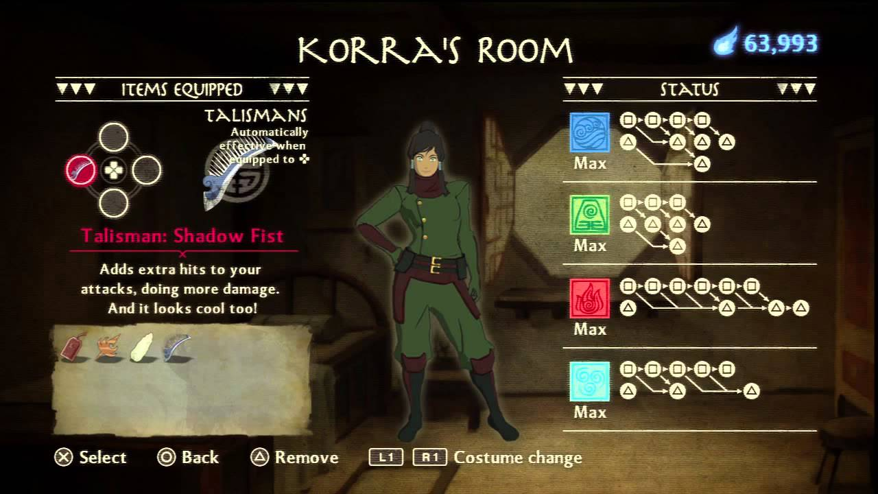 Xbox One Cheats - The Legend of Korra Wiki Guide - IGN