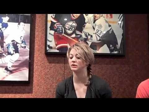 Murtz Jaffer Interviews Lauren Froderman, Kent Boyd & Robert Roldan At SYTYCD Tour Stop In Toronto