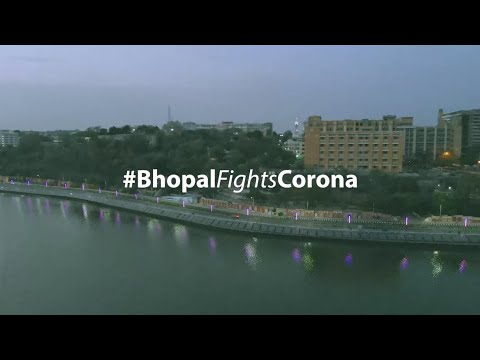 #BhopalFightsCorona #IndiaFightsCorona