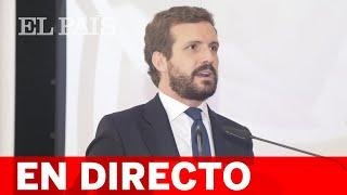 DIRECTO #PP | CASADO interviene en el Congreso de la Empresa Familiar