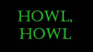 Repeat youtube video Howl - Florence And The Machine lyrics (on screen)