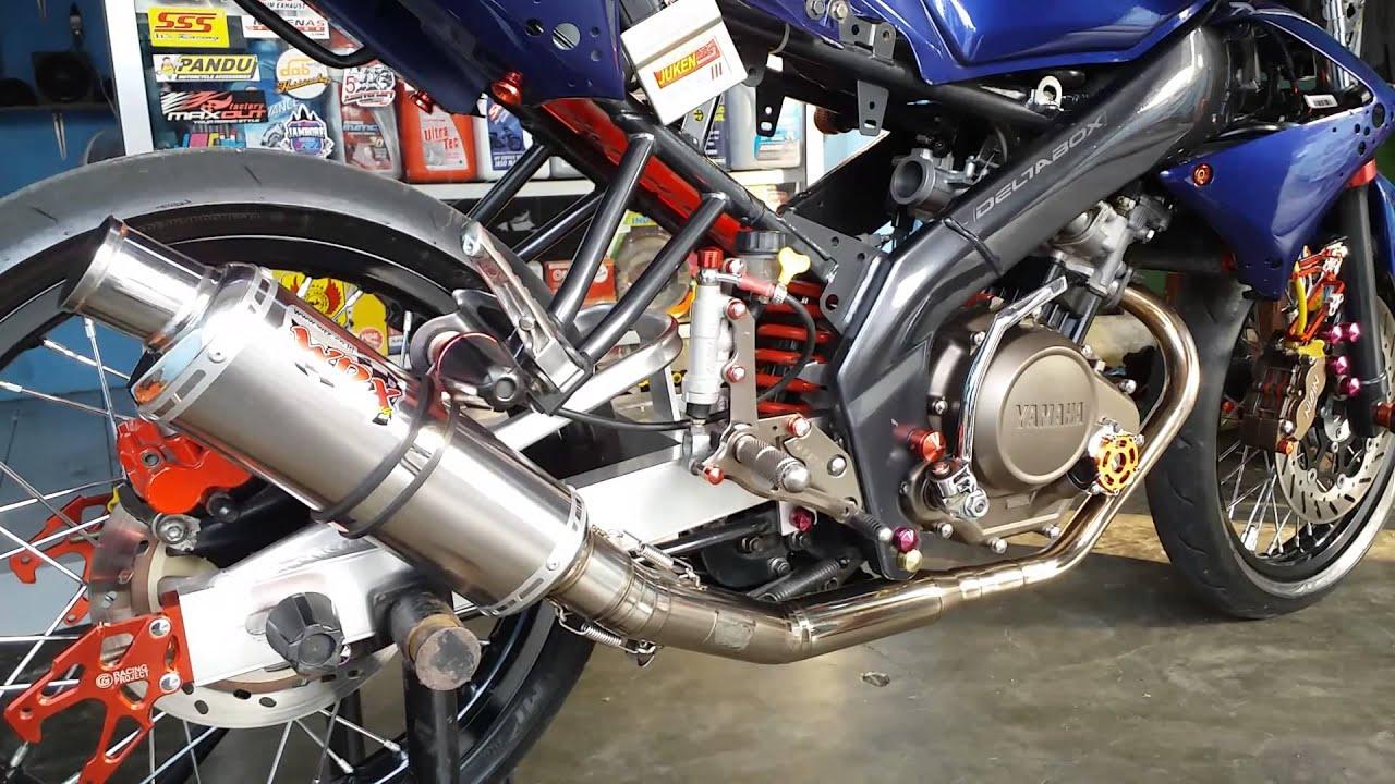 Yamaha old Vixy ini menggunakan throttle body CB150R