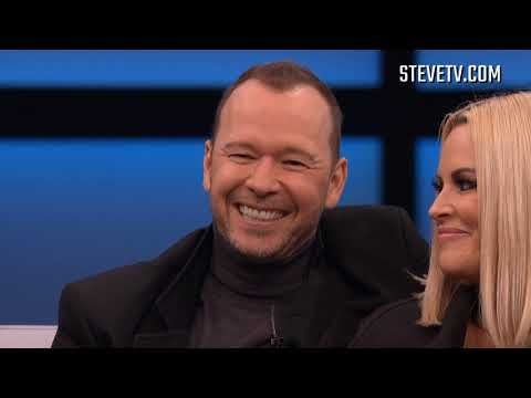 Donnie Wahlberg says Jenny McCarthy's Radio Show Listeners Knows EVERYTHING about Me