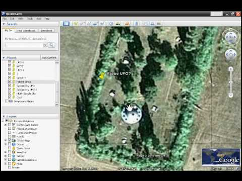 creepy things on google earth faces ufos and more youtube