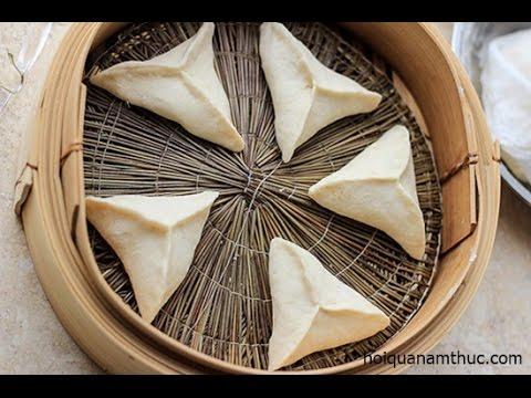 Cách Làm Bánh Bao Chay