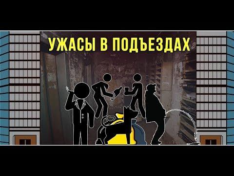 Ужасы в подъездах / Кто гадит в многоквартирных домах / Вандализм или самовыражение?