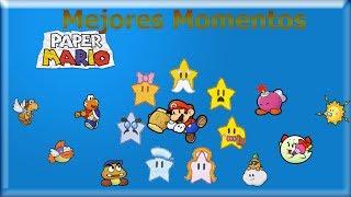 Mejores momentos de Paper Mario