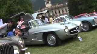 Mini Racing and Old Cars at Villa d'Este