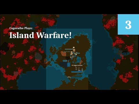 Mod Factorio - Island Warfare! - 3 - New Resources Required!
