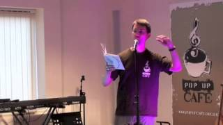 Christian Cook reads 'Facing East'